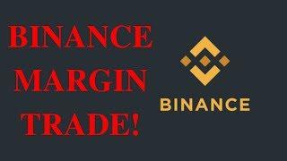 Binance Margin Trade   Ön İnceleme