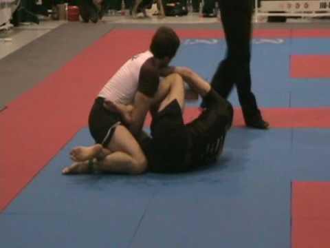 NoGi Pan Ams 2009: Wil Horneff vs. Alex Vamos
