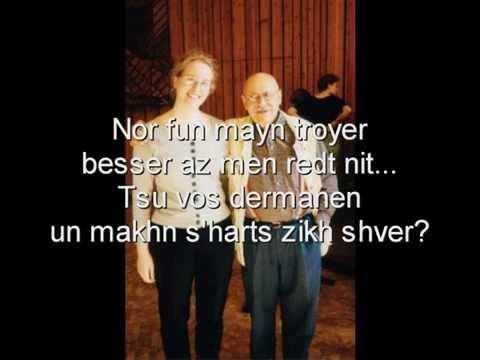 Jiddisch - JISROLIK - Anna Werliková & Gunther Maria Nagel (Offizielles Musik-Video)