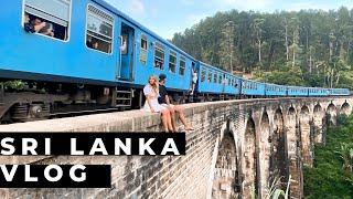 SRI LANKA TRAVEL VLOG - 2 week itinerary