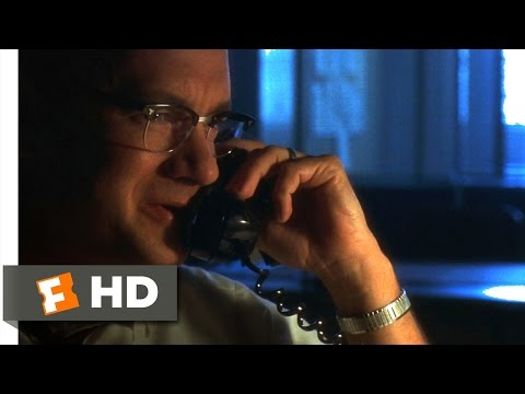 Catch Me If You Can (6/10) Movie CLIP - No One Else to Call (2002) HD