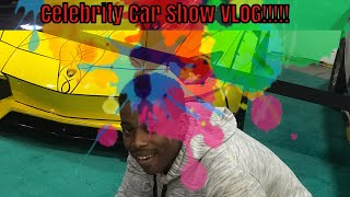 DJ Envy Celebrity Car Show!!! VLOG #2 | MyLifeAsJae ✝️💜