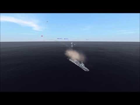 中国vs日本 与那国島攻防戦 第二話
