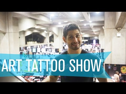 Montreal Art Tattoo Show 2015 | WHAT'S UP MONTREAL?