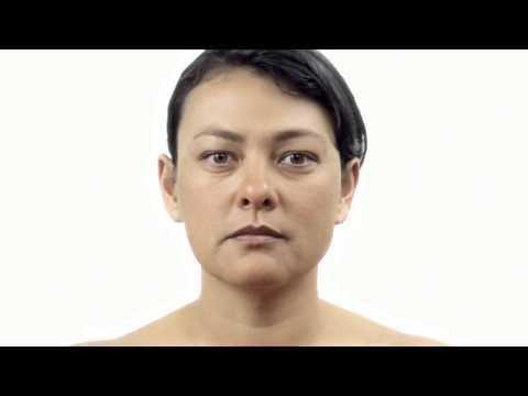 Как меняется лицо с возрастом у женщин
