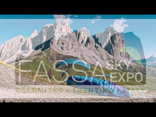 Danilo Angius per Fassa sky expo