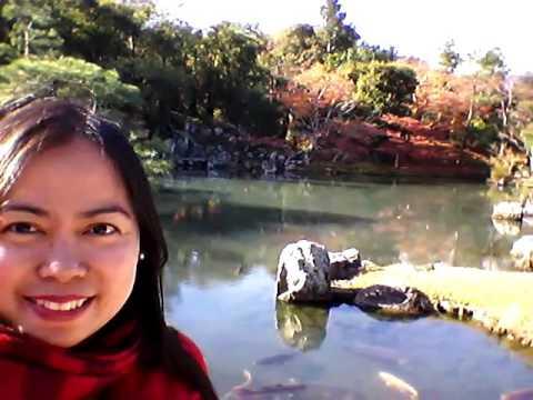 Exploring Tenryu-ji Temple
