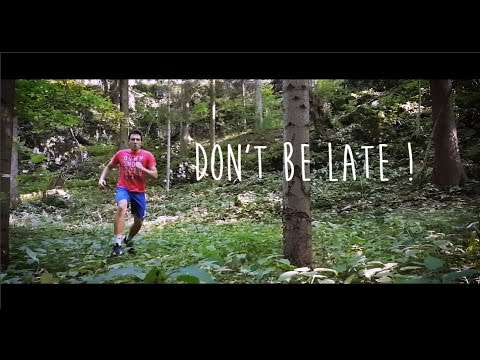 Don't Be Late ! - A Short Action Film  (Zan Bassanese)