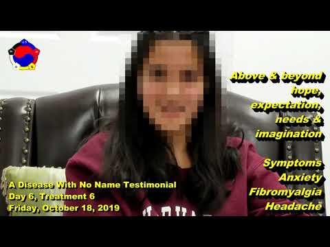 Disease With No Name Testimonial, DB by KOSA Acupuncture