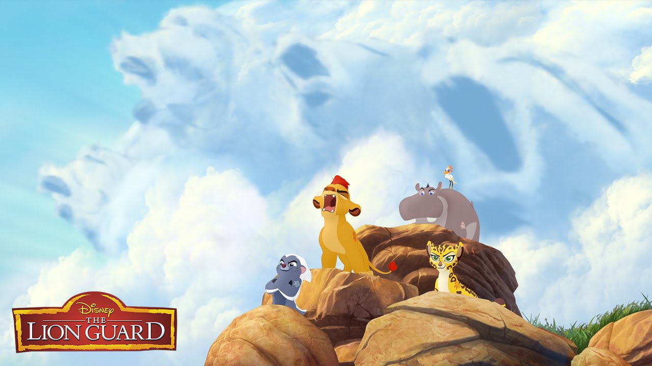 Call Of The Guard Theme Song  The Lion Guard  Disney -1288