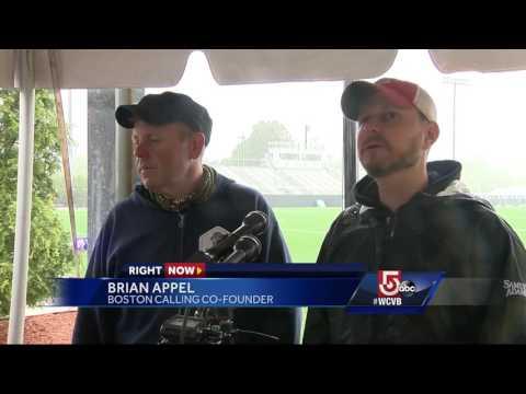 Boston Calling festival to begin