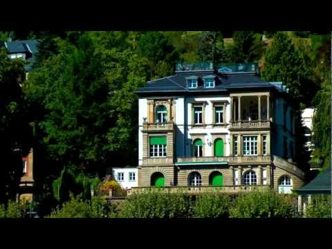 EXCLUSIVE! Tour of Heidelberg, Germany (HD)