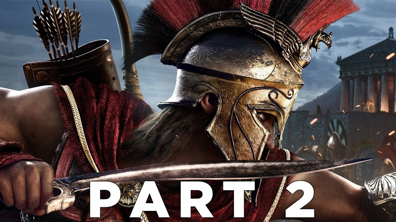 ASSASSIN'S CREED ODYSSEY Early Walkthrough Gameplay Part 2 - Naval Combat (AC Odyssey)