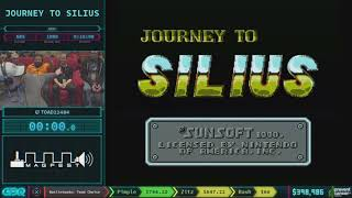 Journey to Silius by Toad22484 in 11:04 AGDQ 2018