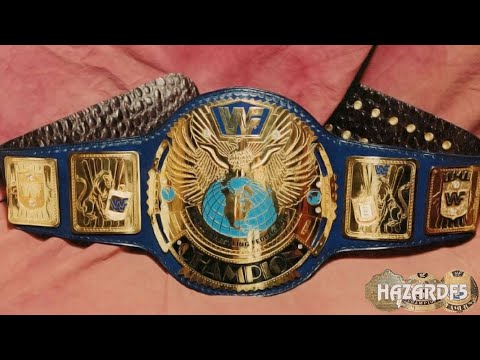 History of the WWF / WWE Championship Belt