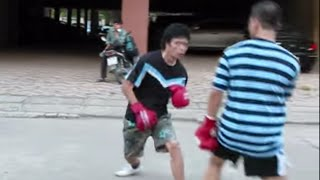 Boxing vs Shanshou