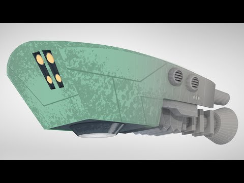 Cinema 4D Tutorial - Intro to UV Mapping with Bodypaint