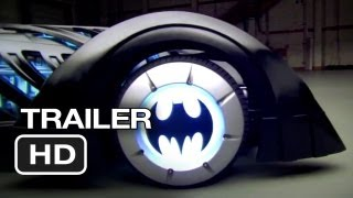 The Dark Knight Rises Official Blu-Ray Trailer (2012) - Christopher Nolan Movie HD