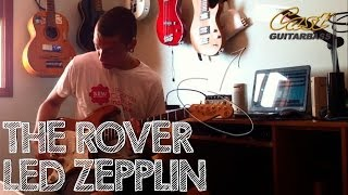 Bruno Cunha - Led Zeppelin - The Rover (Guitar Cover)