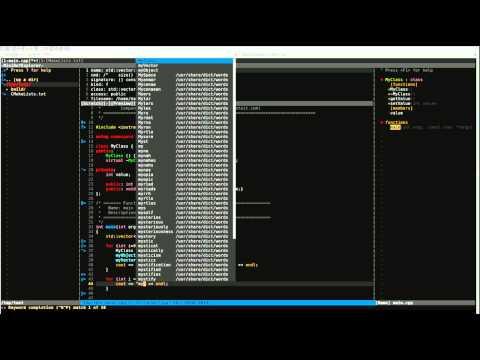 XMementoIT - VIM editor as Integrated Development Environment