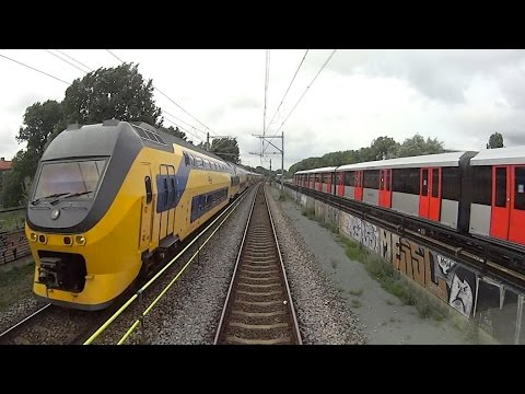 CABVIEW HOLLAND Den Haag - Schiphol - Amsterdam - Amersfoort Vathorst SGM 2016