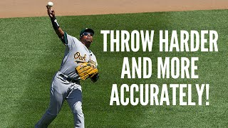 3 Tips on How to Throw a Baseball Harder & More Accurately - Baseball Throwing Tips