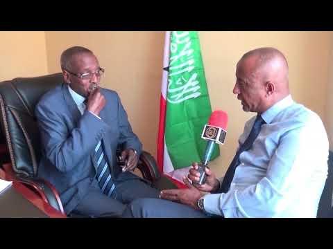 Barnaamij Gaar: Safiirka Somaliland u Fadhiya Addis-ababa