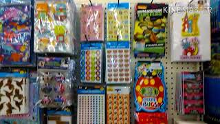 Craft sessions part 2 Explore the world of stickers  at Dollar Tree  I am Dee Dee Crafts