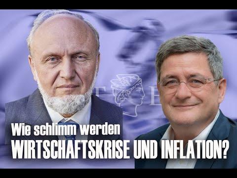 TE-Interview Prof. Hans-Werner Sinn: Wie schlimm werden Wirtschaftskrise und Inflation?