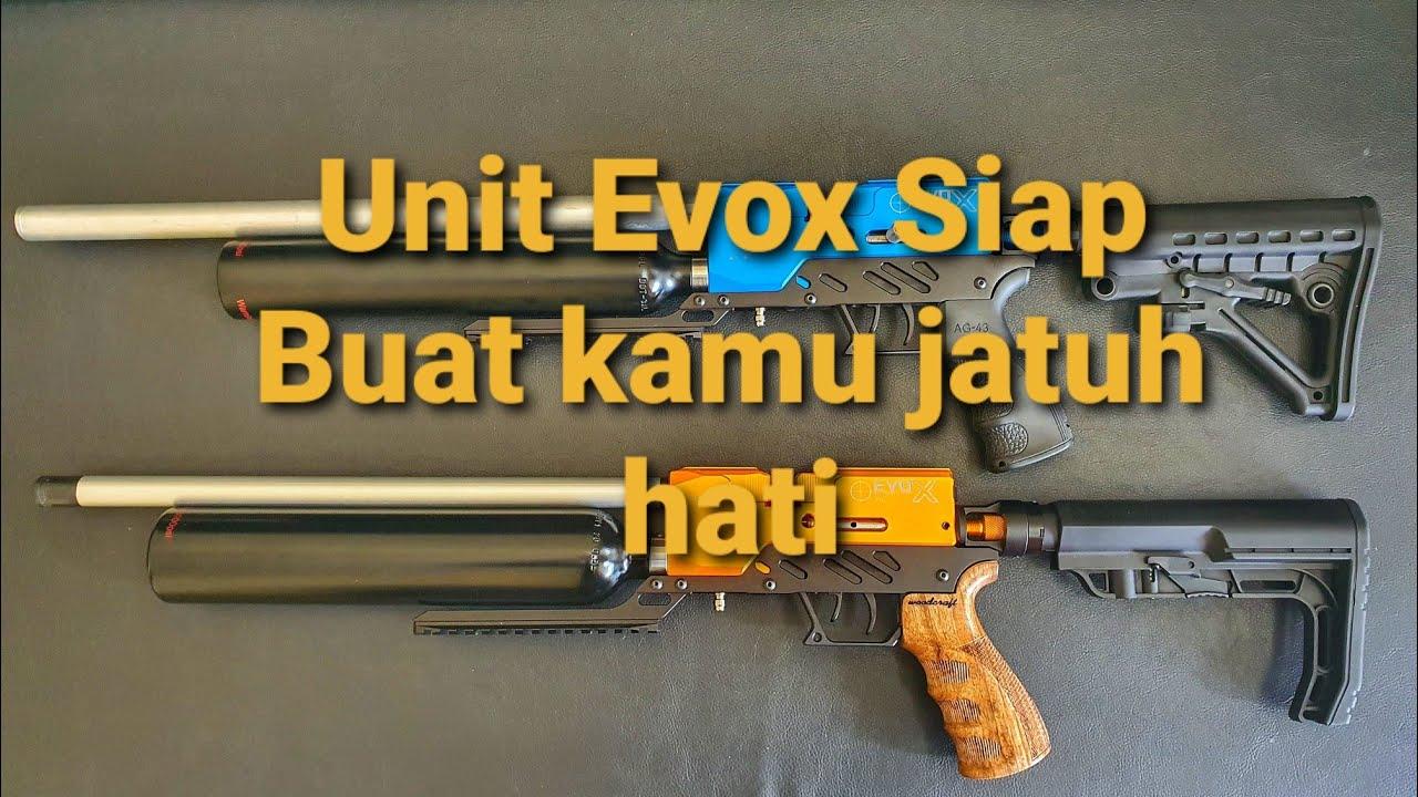 Download Chamber Evox Dan Unit Evox Tactical #jproindonesia #jproteam #evoxbyjpro #airrifleindonesia