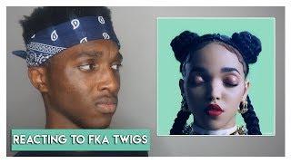 fka twigs artist reaction jayden reacts