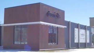 Domicile\'s Road to the Launch of our Corners on Main Presentation Centre - Planning and Design