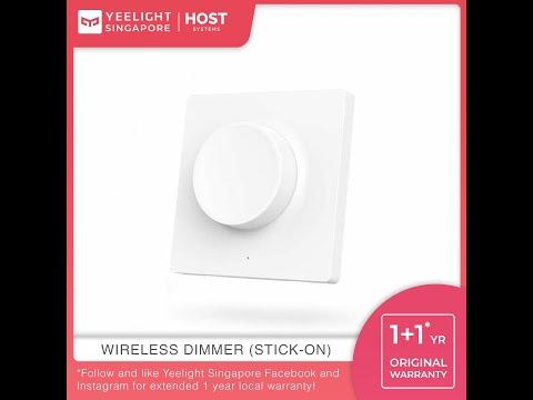 Yeelight Wireless Dimmer (Stick-on)