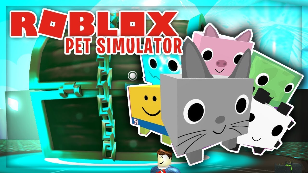 FÅR VILDE PETS! | Pet Simulator: Dansk Roblox