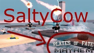 ROBLOX: Plaques du destin Mayhem moments drôles -VINTAGE VID