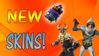 *CONFIRMED* Fortnite New Skins Coming Soon... - Penguin, Chomp Sr, Magnus, + MORE!