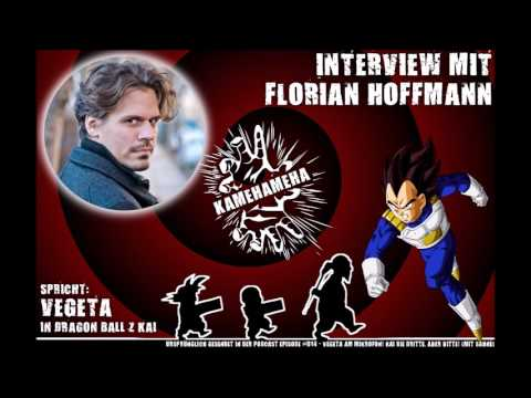 Kamehameha Interview #02 - Florian Hoffmann (Vegeta in Dragon Ball Z Kai)