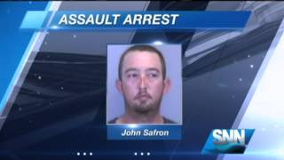 SNN: Man Arrested for Aggravated Battery