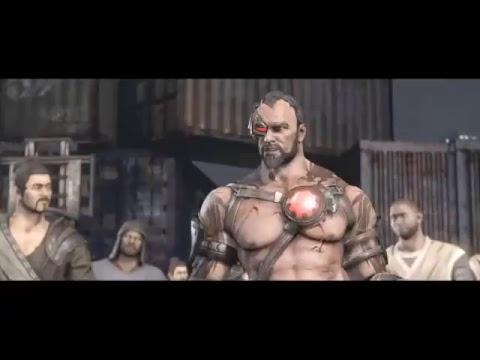 Mortal combat histoire live #3