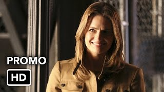 "Castle 7x22 Promo ""Dead From New York"" (HD)"
