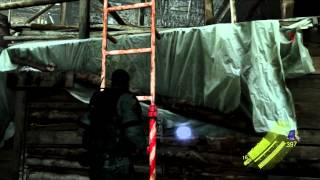 Resident Evil 6 Gameplay Demo - Chris (Boss Fight)