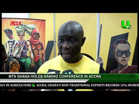 MTN Ghana Holds Gaming Conference In Accra