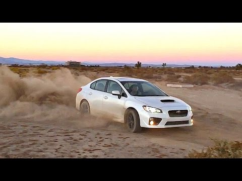 2015 Subaru WRX – Review & Road Test