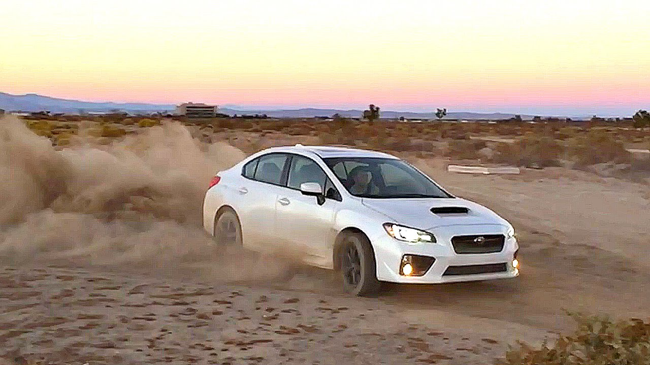 2015 Subaru Wrx Review And Road Test Youtube