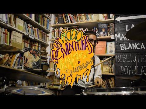 My Shared Folder - Las ácidodesventuras De Provolón Y Champignon (Sesiones En La Margarita Blanca)