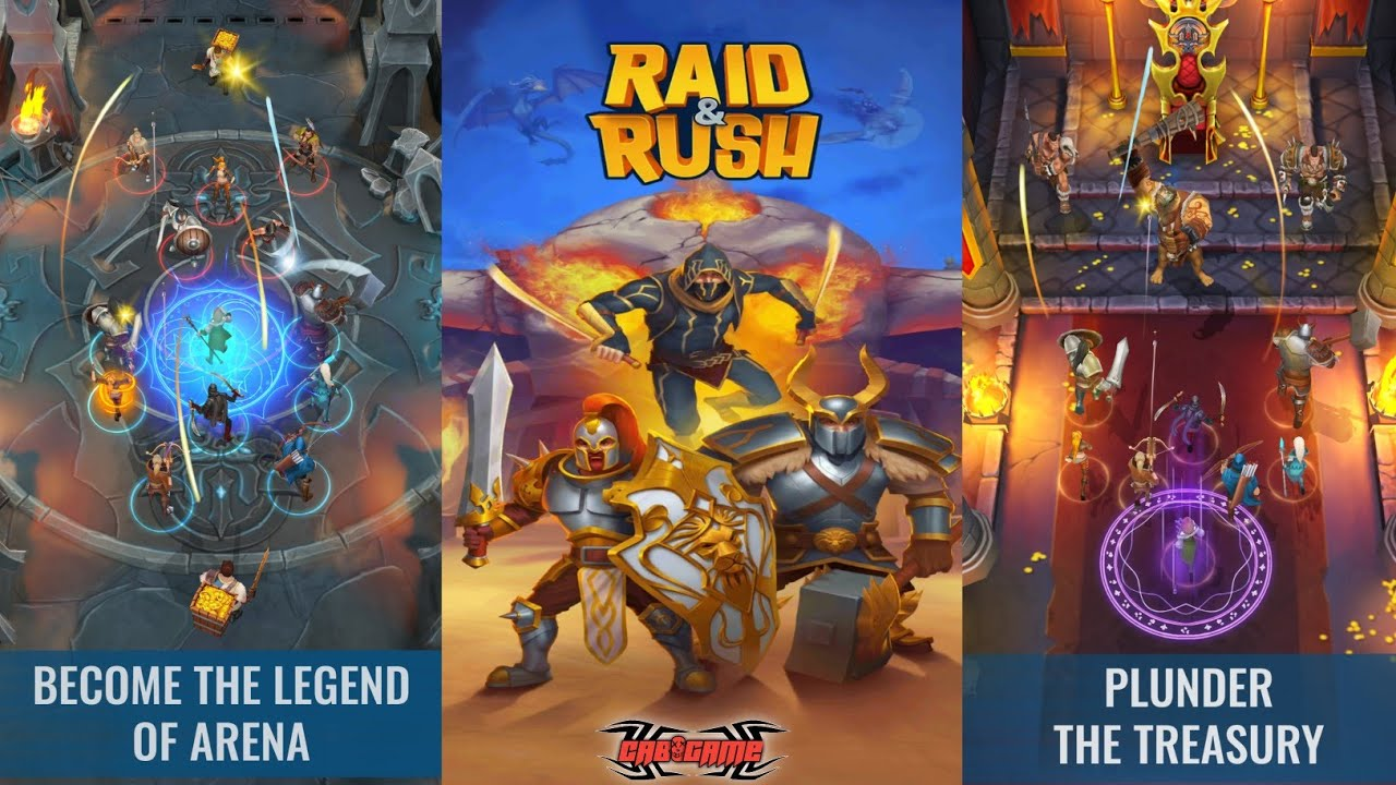 Raidrush