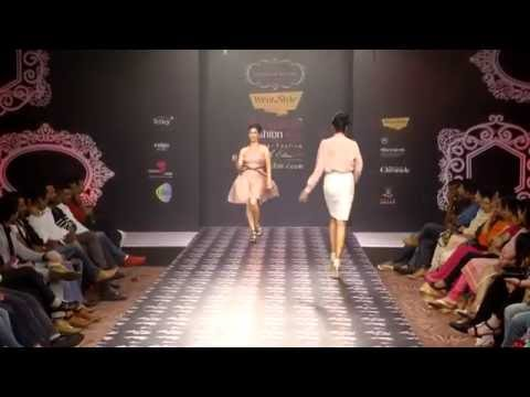 Wear.Style Bangalore Fashion Week 15th Edition : Michelle Salins on 5th August 2016