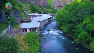 Jermuk Armenia Sanatorium - Jermuk, Armenia - HD Review