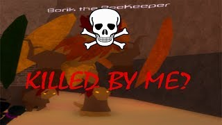 Killing the floor two boss! Roblox:Sword Burst