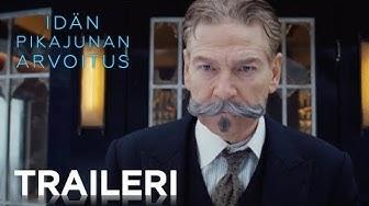 IDÄN PIKAJUNAN ARVOITUS | Virallinen traileri #1 HD | Suomi